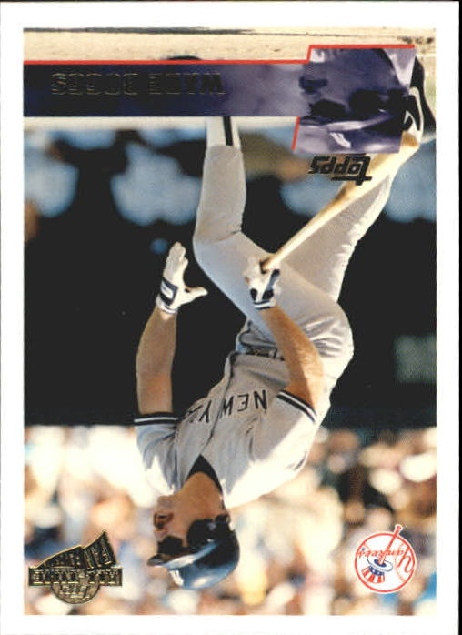 2004 Topps All-Time Fan Favorites #130 Wade Boggs