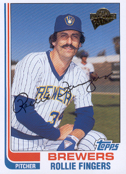 2004 Topps All-Time Fan Favorites #144 Rollie Fingers