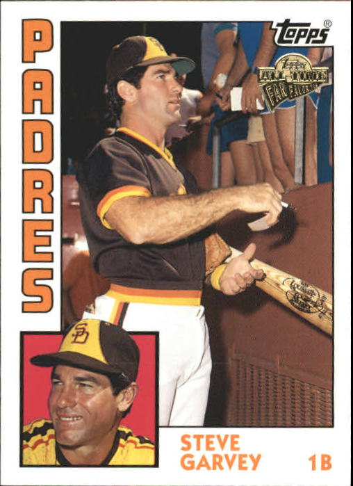 2004 Topps All-Time Fan Favorites #149 Steve Garvey