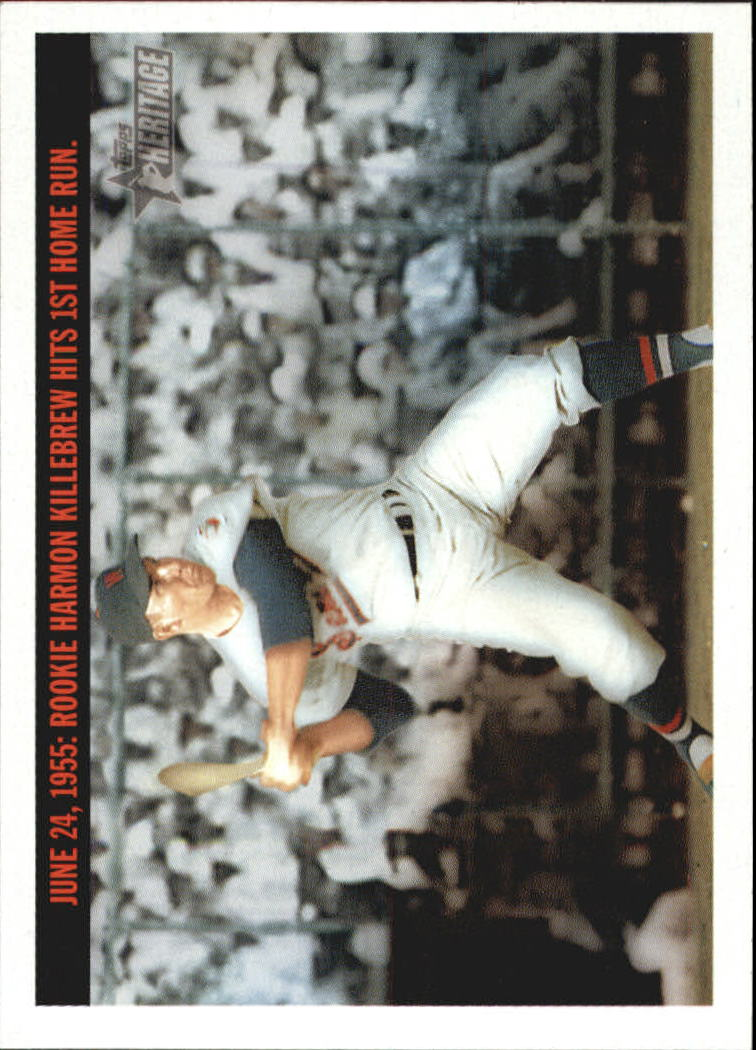 2004 Topps Heritage Flashbacks #F7 Harmon Killebrew