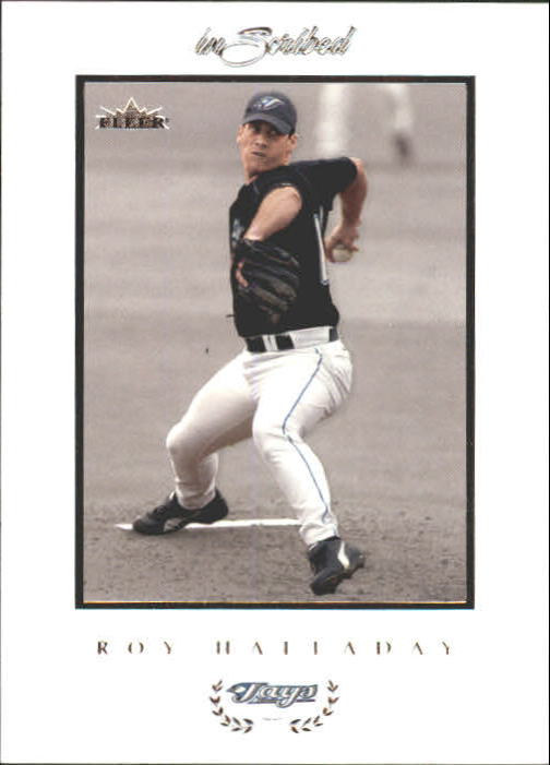2004 Fleer InScribed #73 Roy Halladay