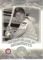 2004 UD Legends Timeless Teams #56 Ron Santo MM 69