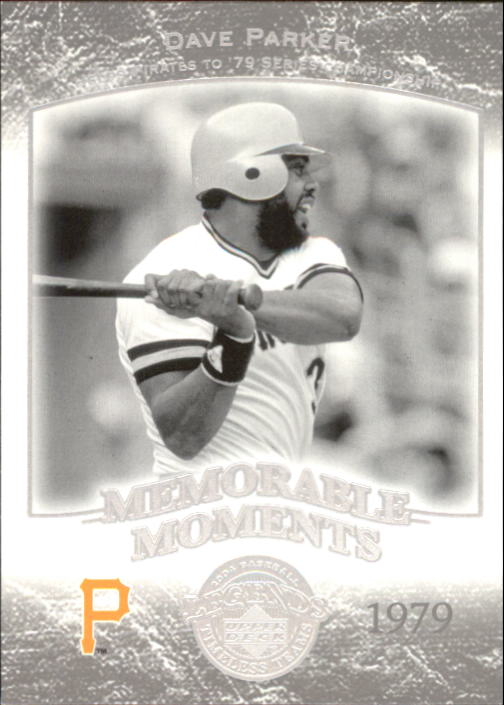 2004 UD Legends Timeless Teams #173 Dave Parker MM 79