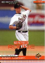 2004 Donruss #27 Adam Loewen RR