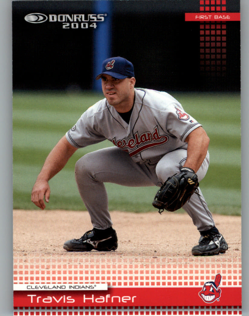 2004 Donruss #116 Travis Hafner