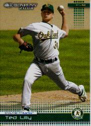2004 Donruss #171 Ted Lilly