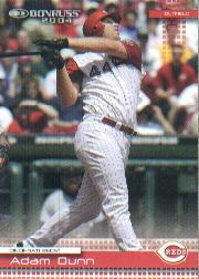2004 Donruss #246 Adam Dunn