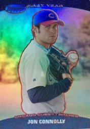 2004 Bowman's Best Red #JJC Jon Connolly FY