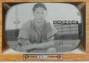 2004 Bowman Heritage Black and White #29 Red Schoendienst RET front image
