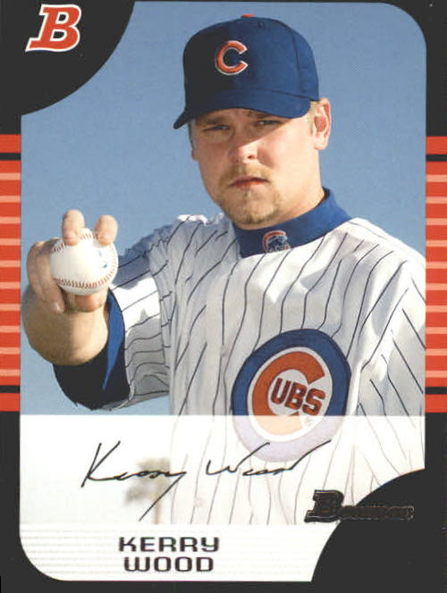 2005 Bowman #6 Kerry Wood