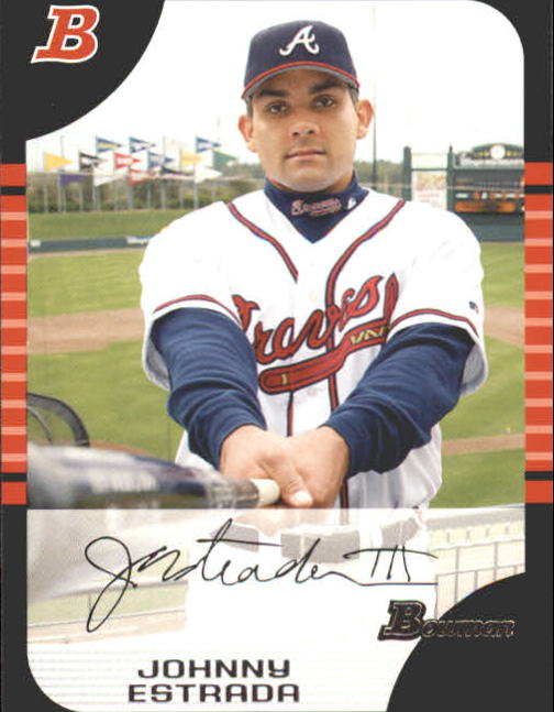 2005 Bowman #9 Johnny Estrada