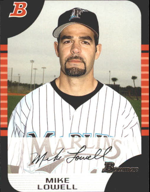 2005 Bowman #27 Mike Lowell