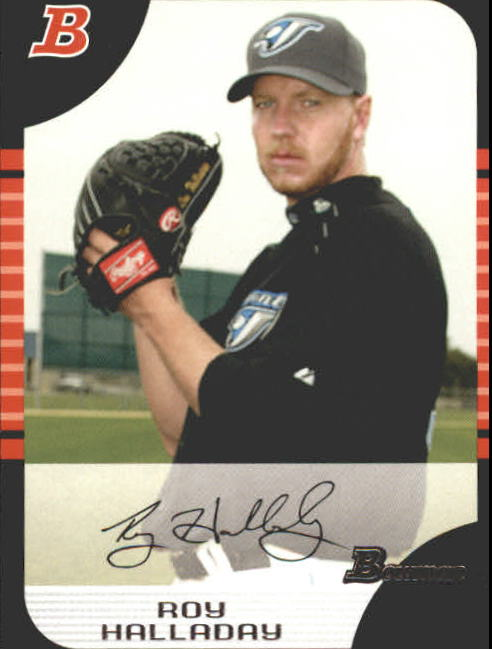 2005 Bowman #31 Roy Halladay