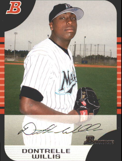 2005 Bowman #36 Dontrelle Willis