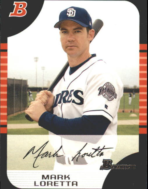 2005 Bowman #59 Mark Loretta