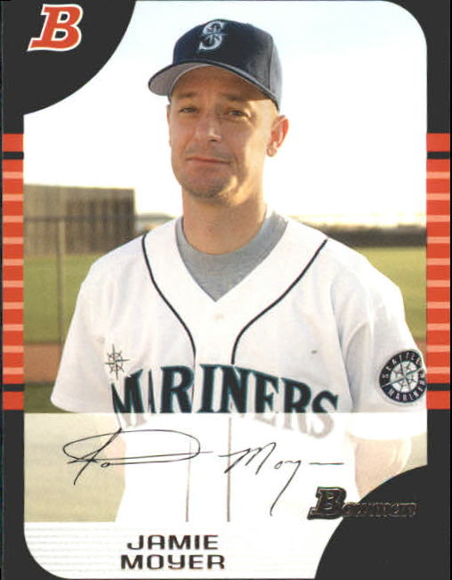 2005 Bowman #61 Jamie Moyer