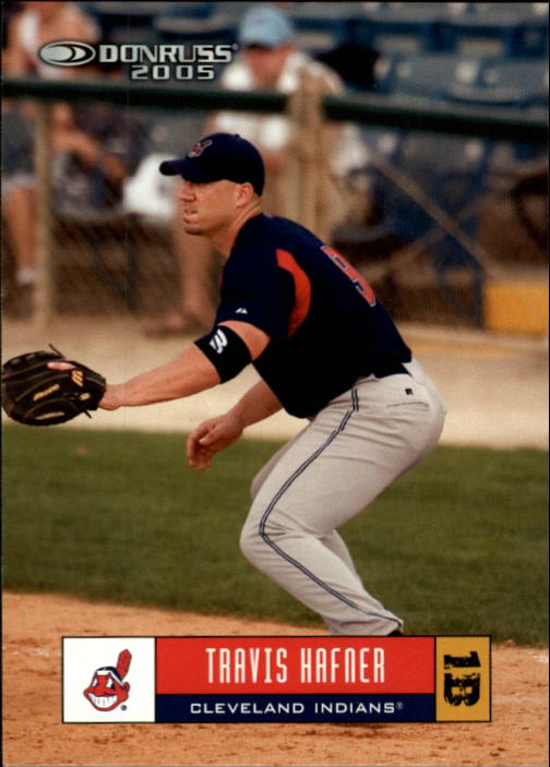 2005 Donruss #165 Travis Hafner