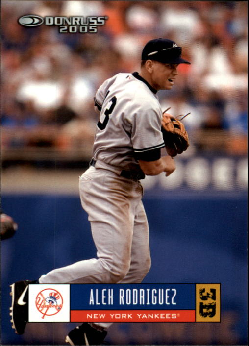 2005 Donruss #264 Alex Rodriguez