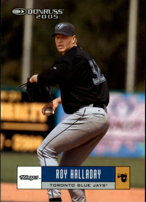 2005 Donruss #369 Roy Halladay