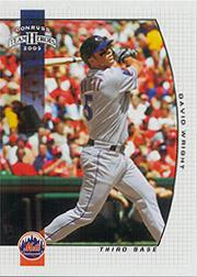 2005 Donruss Team Heroes #196 David Wright