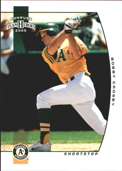 2005 Donruss Team Heroes #222 Barry Zito