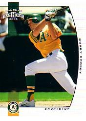 2005 Donruss Team Heroes #223 Bobby Crosby