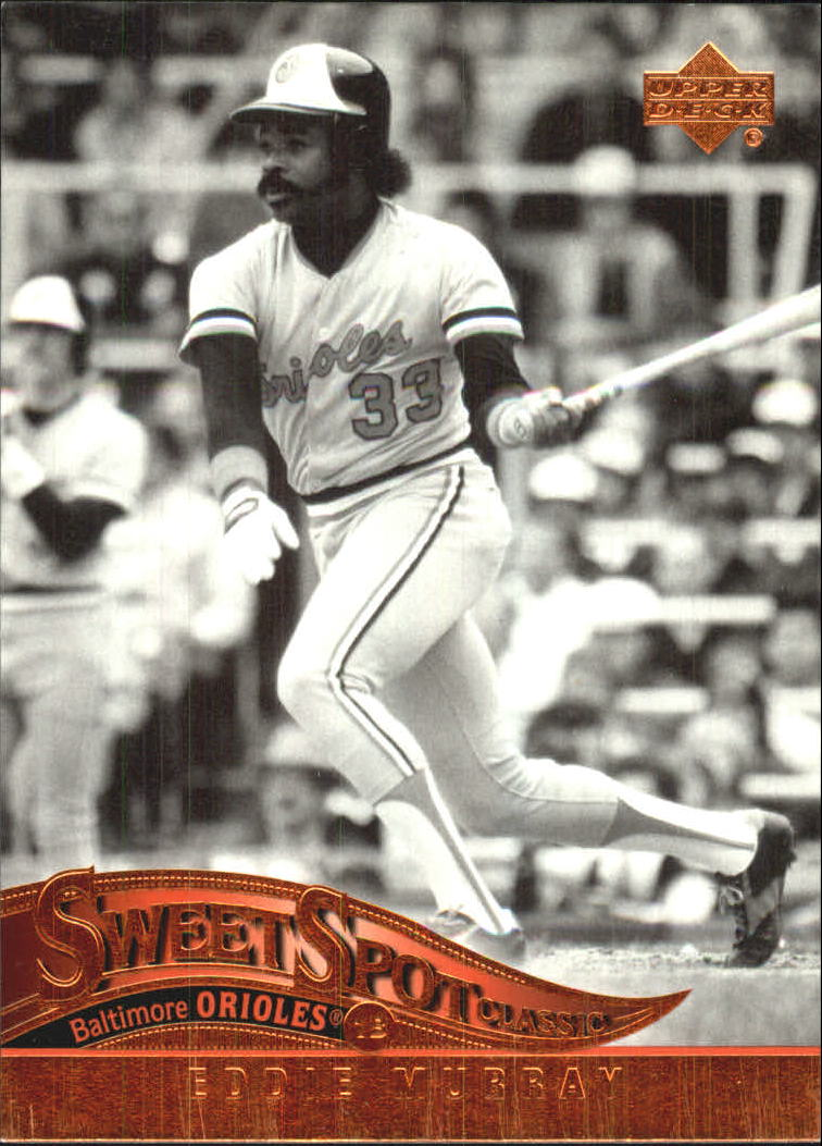 2005 Sweet Spot Classic #27 Eddie Murray