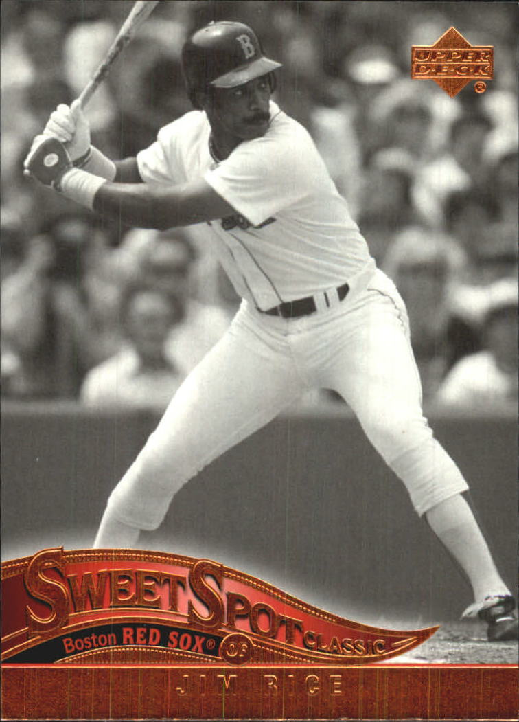 2005 Sweet Spot Classic #43 Jim Rice