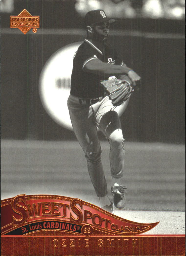 2005 Sweet Spot Classic #66 Ozzie Smith