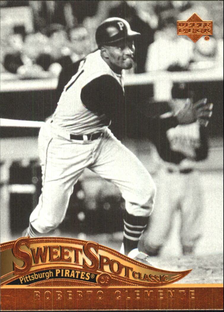 2005 Sweet Spot Classic #73 Roberto Clemente
