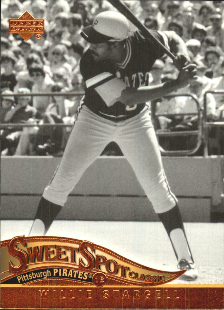 2005 Sweet Spot Classic #99 Willie Stargell