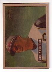 2005 Bowman Heritage Mahogany #330 Andrew McCutchen
