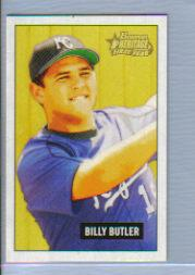 2005 Bowman Heritage Mini #226 Billy Butler front image