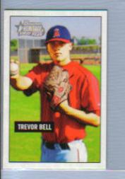 2005 Bowman Heritage Mini #244 Trevor Bell