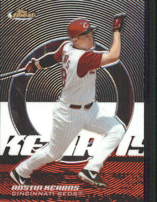 2005 Finest #27 Austin Kearns