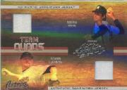 2005 Absolute Memorabilia Team Quads #12 Houston Astros