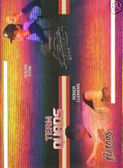2005 Absolute Memorabilia Team Quads Spectrum #12 Houston Astros
