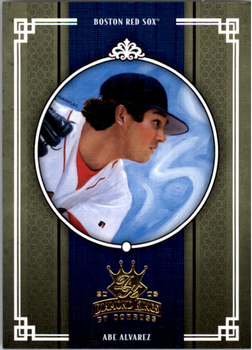 2005 Diamond Kings #45 Abe Alvarez