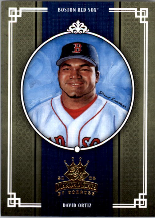 2005 Diamond Kings #46 David Ortiz front image