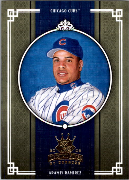 2005 Diamond Kings #49 Aramis Ramirez