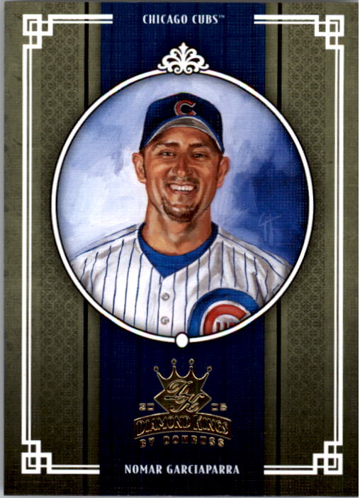 2005 Diamond Kings #57 Nomar Garciaparra Cubs