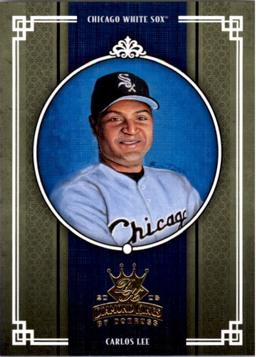 2005 Diamond Kings #61 Carlos Lee