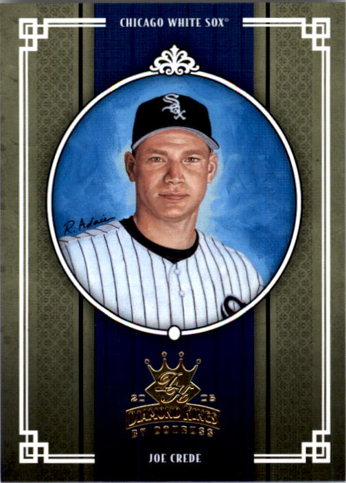 2005 Diamond Kings #62 Joe Crede