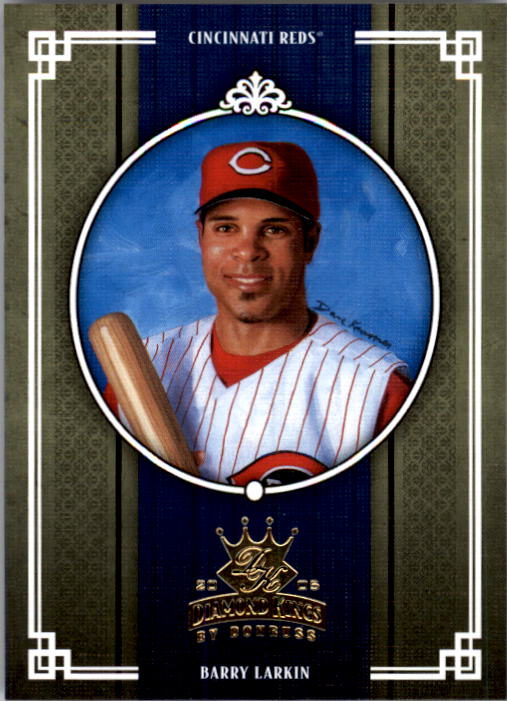2005 Diamond Kings #71 Barry Larkin