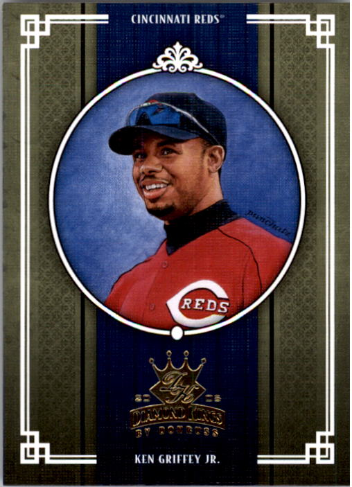 2005 Diamond Kings #72 Ken Griffey Jr.
