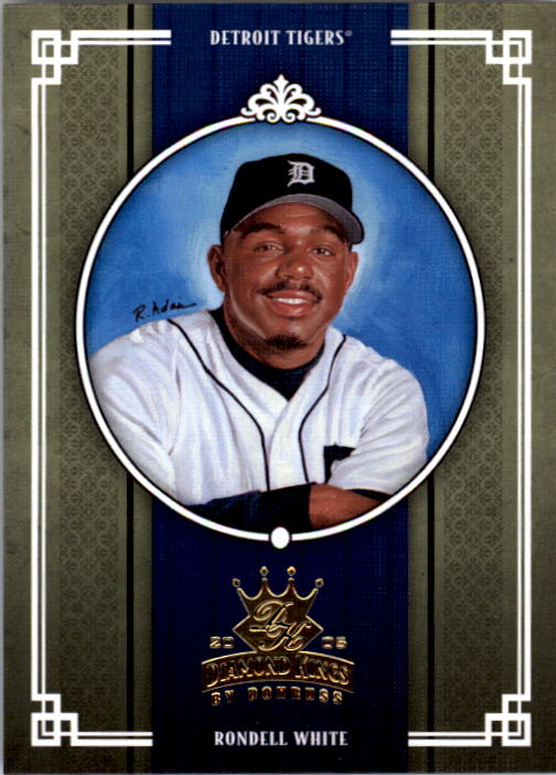 2005 Diamond Kings #93 Rondell White