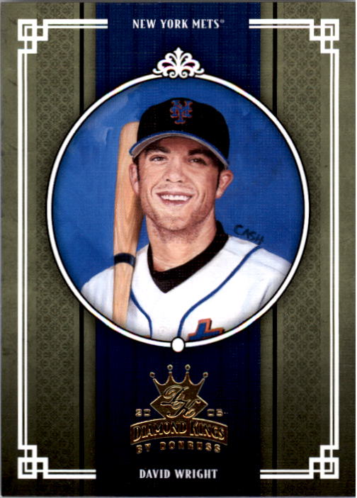 2005 Diamond Kings #148 David Wright