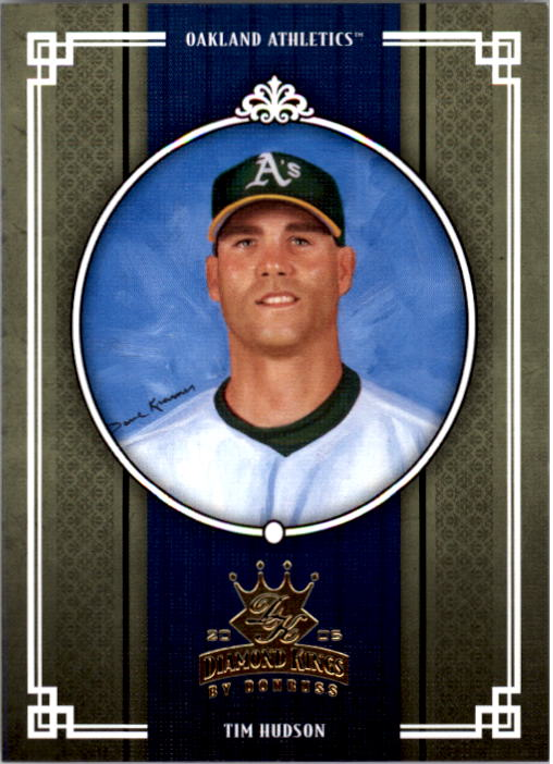 2005 Diamond Kings #165 Tim Hudson