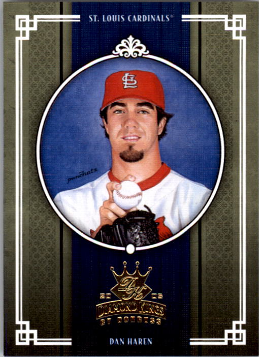 2005 Diamond Kings #212 Dan Haren front image