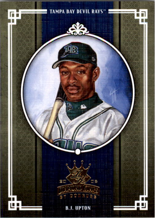 2005 Diamond Kings #225 B.J. Upton